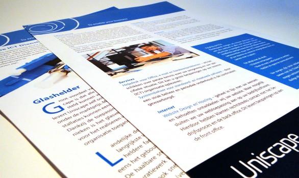 Folder Uniscape | portfolio Studio MK