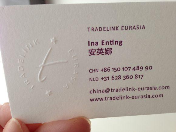 Logo Tradelink | portfolio Studio MK