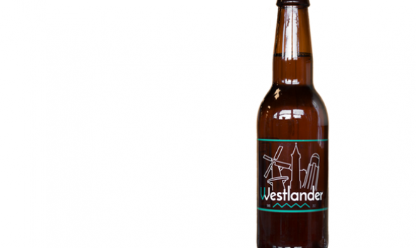 Logo Westlander Bier | portfolio