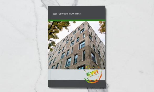 Brochure SWI | portfolio Studio MK